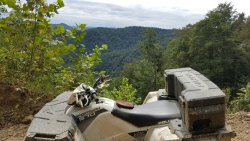 Rockhouse Trail System, Hatfield and McCoy Trails