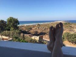 Номер рядом с пляжем Элафониси