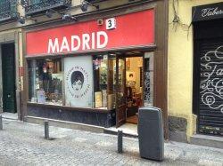Madrid al Cubo