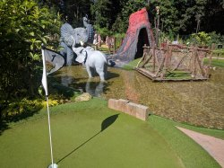 Safari Adventure Golf
