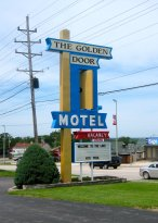 The Golden Door Motel