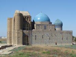 霍贾·艾哈迈德·亚萨维陵墓