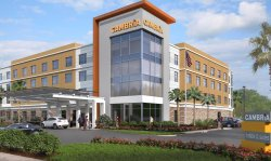 Cambria hotel & suites Mcallen Convention Center
