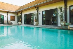 Two Villas Holiday, Oriental Style Layan Beach