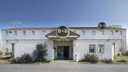 B&B Hotel Chateauroux Déols