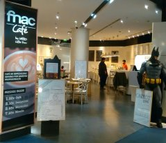 Fnac Café by Nero Coffee Show
