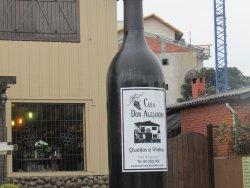 Cantina Casa Don Alejandro