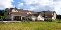 約克希爾頓惠庭套房飯店