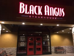 Black Angus Restaurant Stuart Andersons