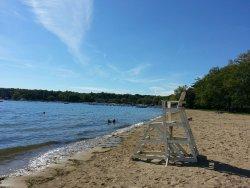 Williams Bay Beach