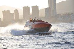 Seafurious Jet Boat Benidorm