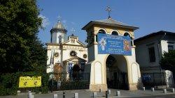 Biserica Sfintei Cruci si a Sfantului Vasile cel Mare