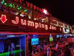 Jumping Jacks, Tenerife