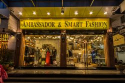 ‪Ambassador & Smart Fashion‬