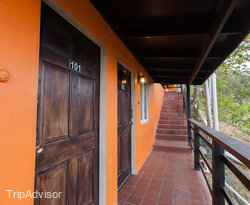 Las Cuevas Beach Lodge