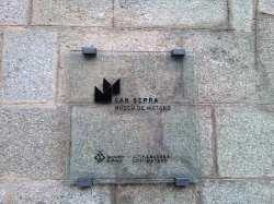 Can Serra. Museu de Mataro