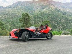 Adrenaline Rush Slingshot Rentals