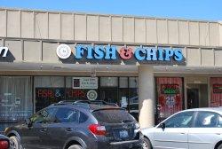 London Best Fish & Chips