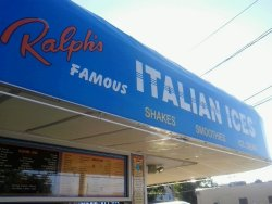 Ralph's Italian Ices of East Oceanside