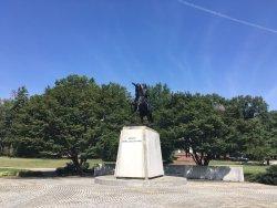 General Jose de San Martin Memorial
