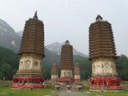 Yinshan Pagoda Forest
