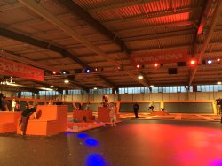 Bounce Indoor Trampoline Park Peterborough