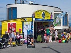 Fleetwood Beach Kiosks