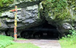 Woodward Cave and Campground