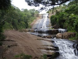 Recreio Waterfall