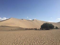 Mingsha Shan - Echoing-Sand Mountain