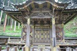 Tokugawa's Mausoleum