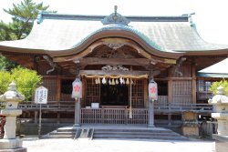 Shirokata Tenmangu Shrine