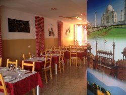 Restaurante Namastey India
