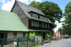 Schronisko Jagodna - Restauracja