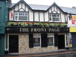 The Front Page Bar