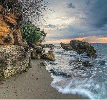 Baluk Rening Beach