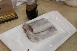 BBQ Pork Rice Roll