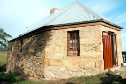 Montagu Pass Old Toll House