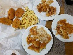 Kiwi Fish N Chips