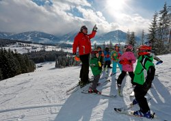 Skifahren am Rittisberg