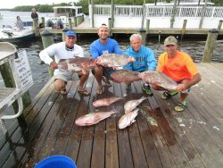 Reel Revenge Fishing Charters