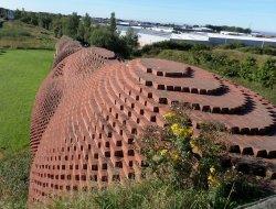David Mach's Train sculpture, Darlington