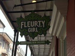 Fleurty Girl