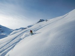 ESA Black Ski
