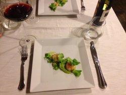 Lovely dinner!