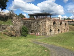 Historic Scranton Iron Furnaces
