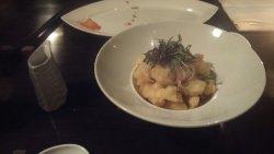 Moody Japanese restaurant