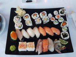 Hotel Excelsior Sushi bar