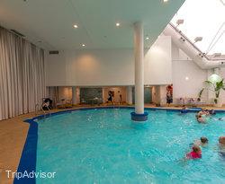 The Pool at the Hilton Niagara Falls/Fallsview Hotel & Suites