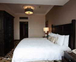 The Executive Suite at the JW Marriott Hotel Mexico City